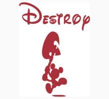Destroy by ArtBlast