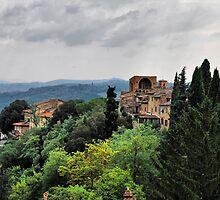 Paesaggi Toscani II by andreisky