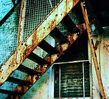 Rusty by Chris Jallard