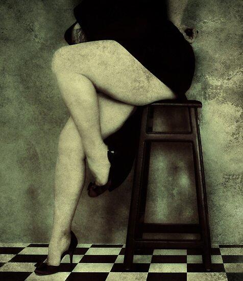 Twinkle toes by Mel Brackstone
