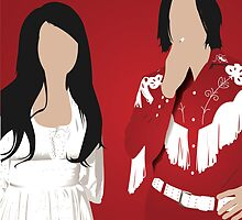 The White Stripes by punkypeggy