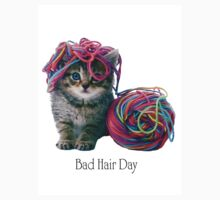 Bad Hair Day by Michael Wahlers