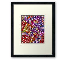 Directional Framed Print
