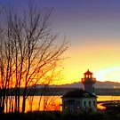 Old Lighthouse ~ Port Townsend, WA ~ HDR Series by lanebrain photography
