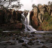 Nigretta Falls, Western Victoria by pablosvista2