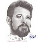 William Riker by emarshall