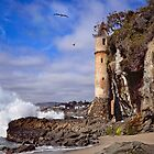 Victoria Beach Turret by Mark Ramstead