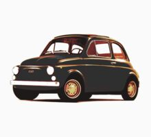 Original Fiat 500: morning glow Kids Clothes