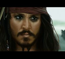 Jack Sparrow by Danielle Pioli