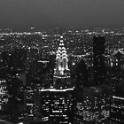 New York Skyline by Benjamin Sloma