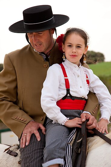 Father and Daughter by Neil Buchan-Grant