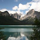Emerald Lake by whisperjo