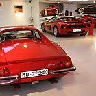 Ferrari Dino GT, Galleria Ferrari, Maranello, Italy by Igor Pozdnyakov