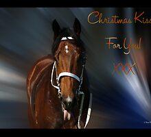 CHRISTMAS KISSES by Cheryl Hall