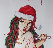 have a killer x-mas by Jeremy McAnally