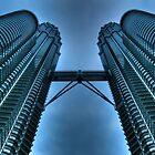 Petronas Twin Towers /Kuala Lumpur - Malaysia/ by kuma-x