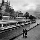 bateaux-mouches by J.K. York
