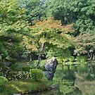 Kenroku-en Gardens, Kanazawa by AnnieD