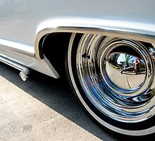 Hubcap Reflections by cventresca