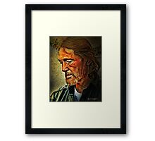 Man of Constant Sorrow Framed Print