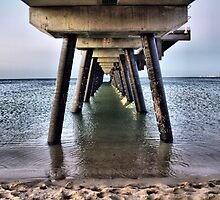 Under The Jetty by Jon Staniland