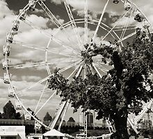 Ferris wheel by maddie5