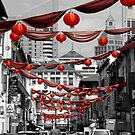 Chinatown, Singapore by Tamara Travers