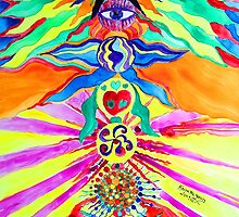 The 7 Chakras by Kevin McGeeney