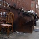 Alley Chair by rdshaw