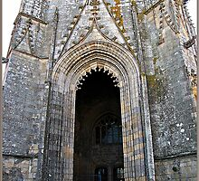 """ The Highest Church Door"" by mrcoradour"