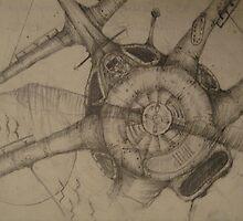 Plane by Neil Chapman