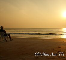 Old Man And The Sea by JpPhotos