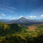 Mount Batur by Angi Wallace