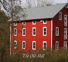 The Old Mill by JpPhotos