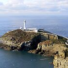 South Stack Lighthouse by Ian Richardson