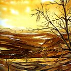Sunrise Valley - Landscape by  Linda Callaghan