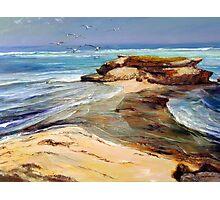 Post Office Rocks - Beachport, South Australia Photographic Print