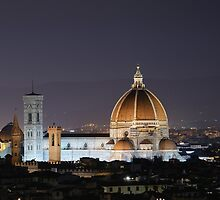 Florence Duomo by dawesy