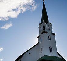 Church, Reykjavik, Iceland by hinomaru