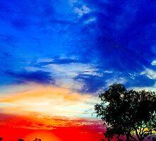 Karijini Sunrise by Sheldon Pettit