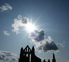 Whitby Abbey by TheCrewDesigns
