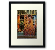 Austrian Art Gallery Window Framed Print