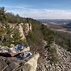 Devil's Lake State Park by Joe Thill