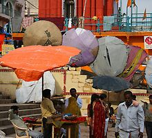 Varanasi by Michelle Thomson