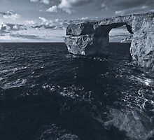 AZURE WINDOW GOZO MONO by RayFarrugia
