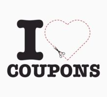 Drifter Threads: I Heart Coupons by DrifterThreads