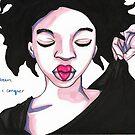 I conquer.  by Vestque