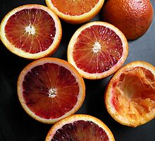 Blood Oranges by MsGourmet