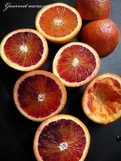 Blood Oranges by MsGourmet