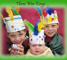 Three Wee Kings by Tracey McKenzie
